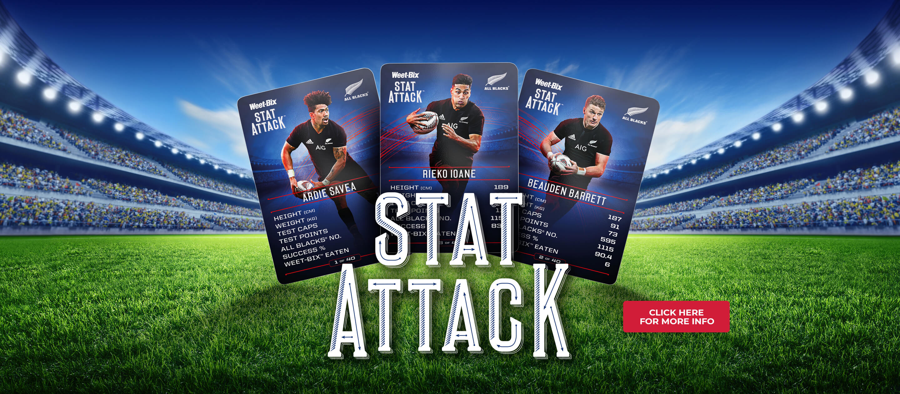 All Blacks Stat Attack